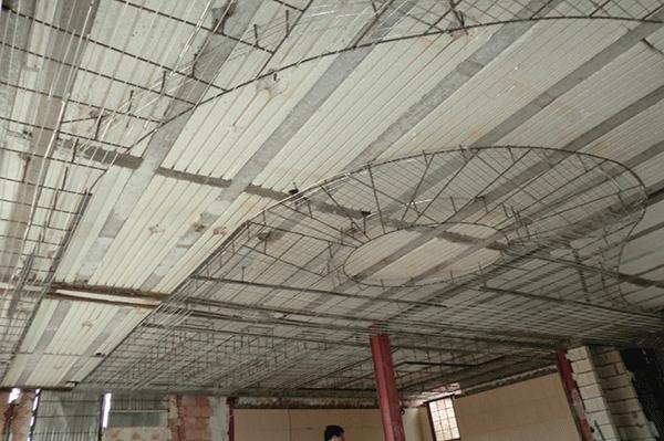 سقف كاذب رابيتس ايده اي خاص براي سقف منازل شما