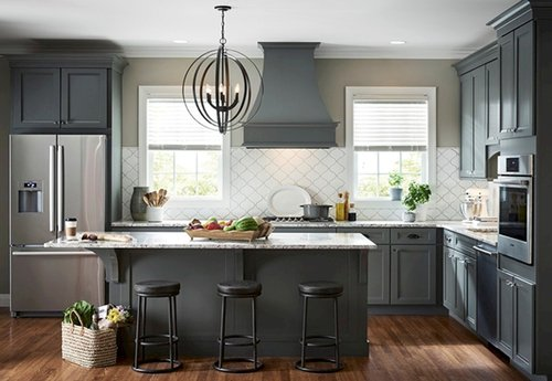 لوستر مدرن آشپزخانه