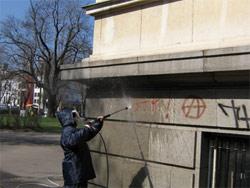 راهنمای پاکسازی نمای ساختمان