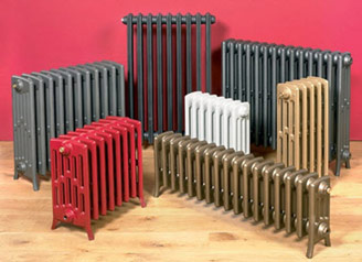 راهنمای خرید انواع رادیاتور ها - چدنی