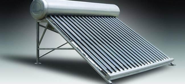 نتیجه تصویری برای آبگرمکن خورشیدی