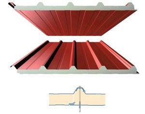 تری دی پانل - پانل بتنی و پانل سه بعدی