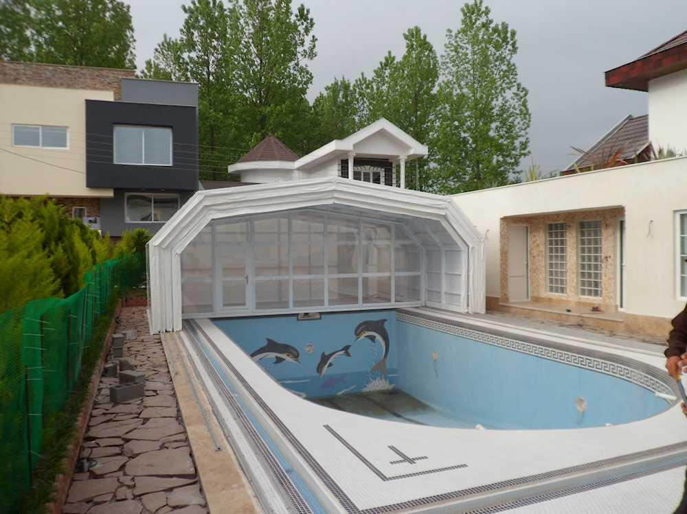 سقف شیشه ای -سقف کاذب شیشه ای